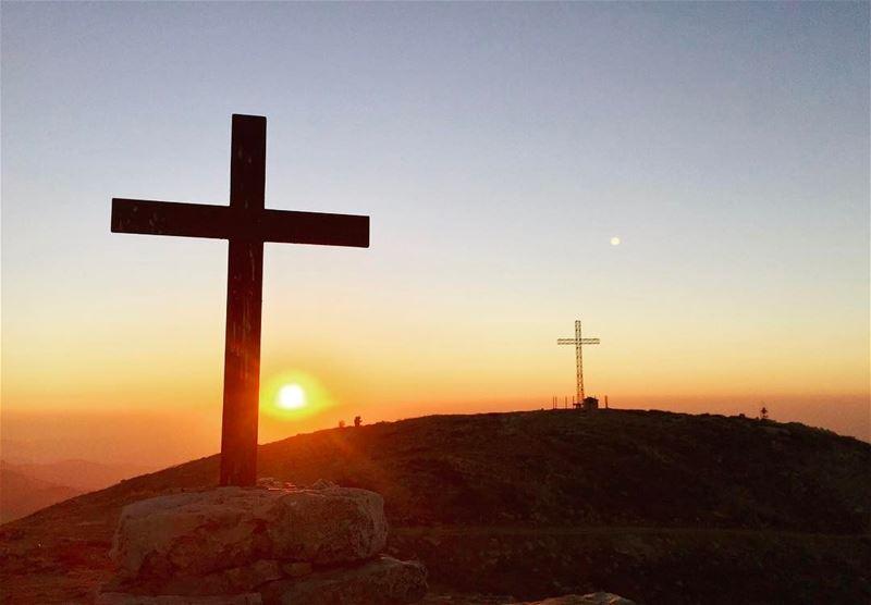 A blessed ending Sunday!....... explorelebanon exploretheworld ...