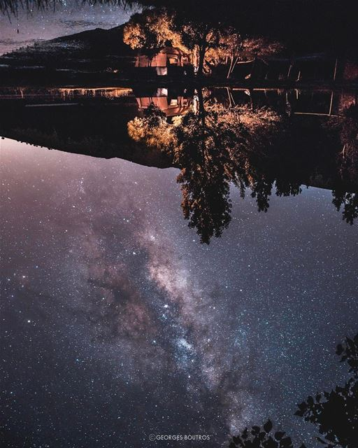 """I pass and I stay, like the Universe."" ✨ .. milkywaychasers milkyway ... (3youn Orghosh)"