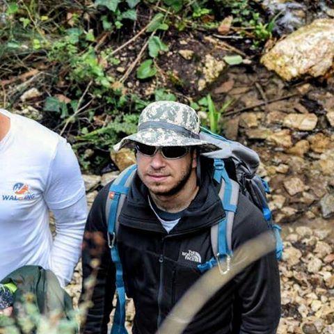 Hiking life ❤ lebanon lebanon_hdr extremsport hikingadventures ... (Chouwen Lake)