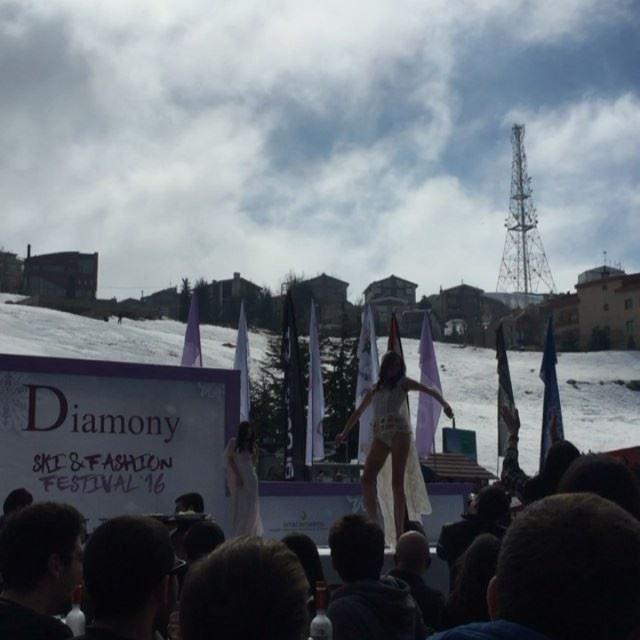 Ski & Fashion Festival '16 ✌🏼️🎈 diamony solicetevents lipsmodels ...