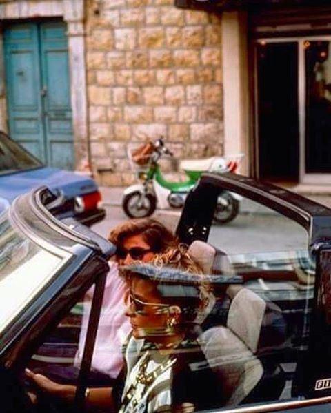 Beyrouth 1987 OldBeirutlebanon ©