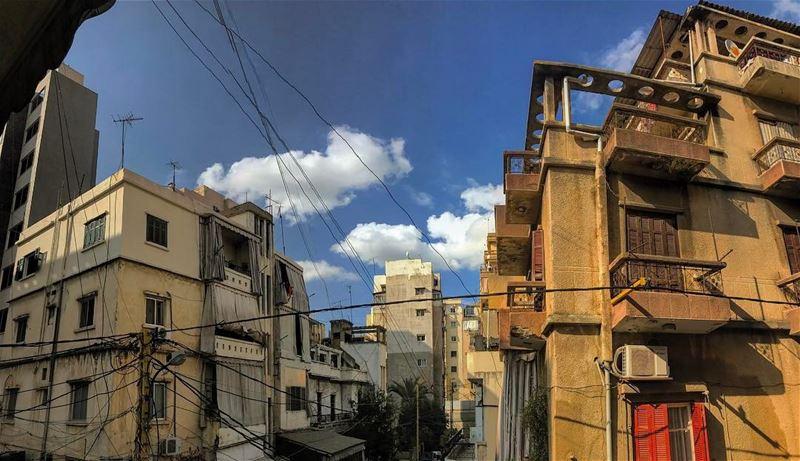 The reason I still go... (Beirut, Lebanon)