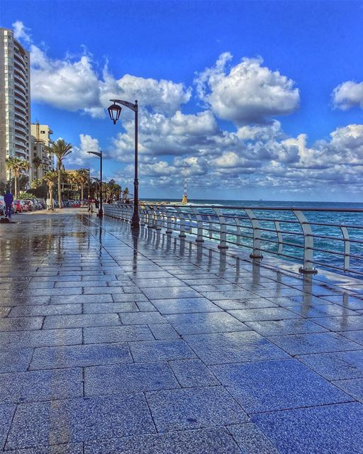 Take me back to the start.... beirut clouds nature sky_captures ...