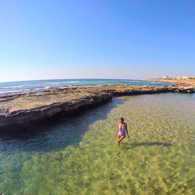 S E A L A V I E ☀️🌊💙 SummerIsComing SummerDays Sea Beach ... (Jiye-Lebanon)