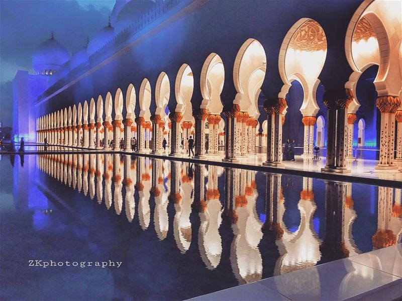 ig_today ig_eurasia igtravel ig_shotz travelphotography ... (Sheikh Zayed Grand Mosque - Abu Dhabi (UAE))