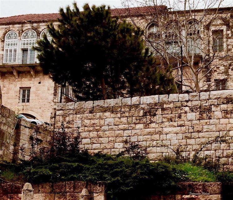 lebanonhouses old nostalgia heritage baakline architecture ...