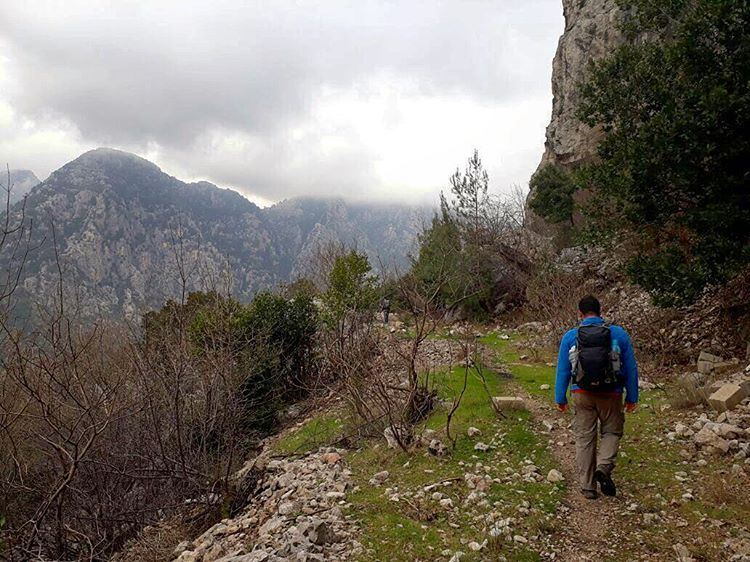 lebanon nature landscape outdoors trekking hiking mountain hike ...