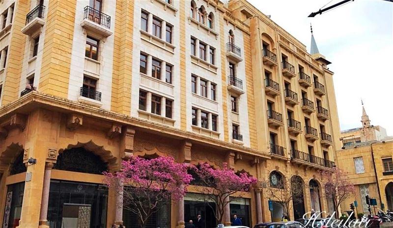 Spring is when life is alive in everything 💞 ptk_lebanon super_lebanon ... (Beirut, Lebanon)