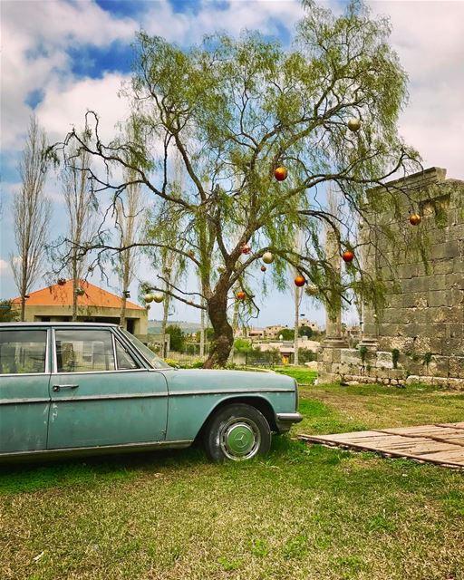 Back in time!......... livelovelebanon keepexploring ... (Bzîza, Liban-Nord, Lebanon)