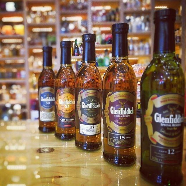 @alcoholinashop - Hello Glenfiddich lovers 20cl btls whisky scotch ...