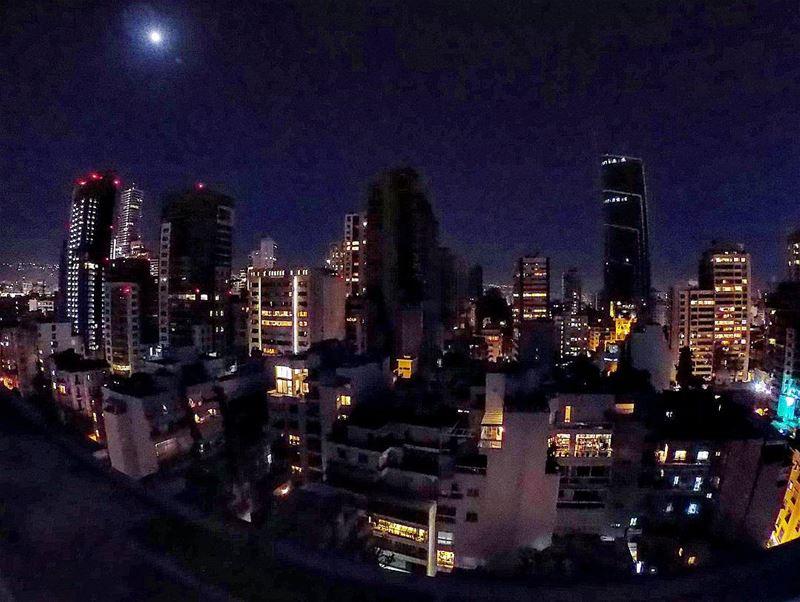Beirut my lovely city I miss you.❤ livelovebeirut livelovelebanon ... (Beirut, Lebanon)