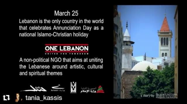 OneHoliday, OneLebanon!Send me your feedbacks and don't hesitate to...