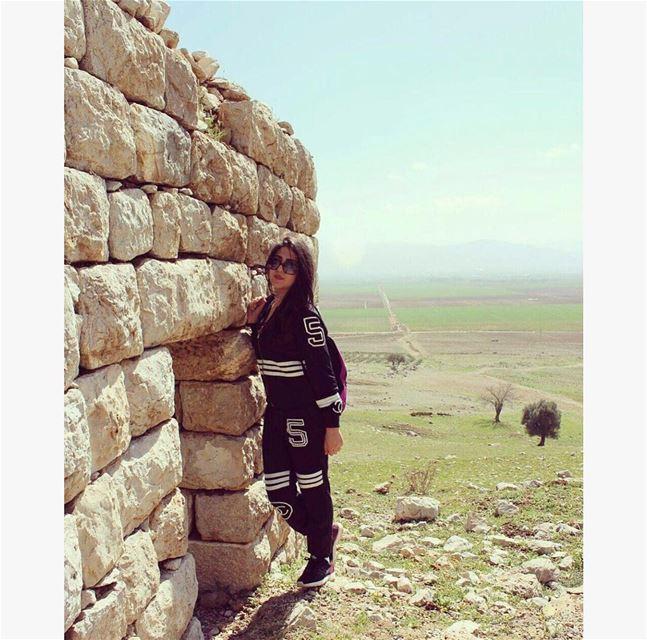 tb hiking ammiq bekaa lebanon 27/3/2016 (`Ammiq, Béqaa, Lebanon)