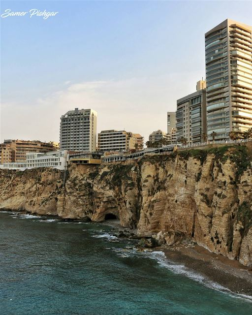 The city by the sea.. Beirut... Lebanon ig_lebanon Lebanese beirut ...