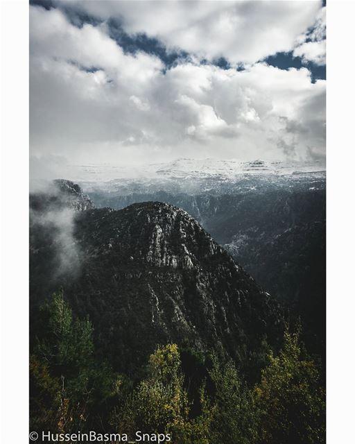 Frosty Peaks 🗻 (Lebanon)
