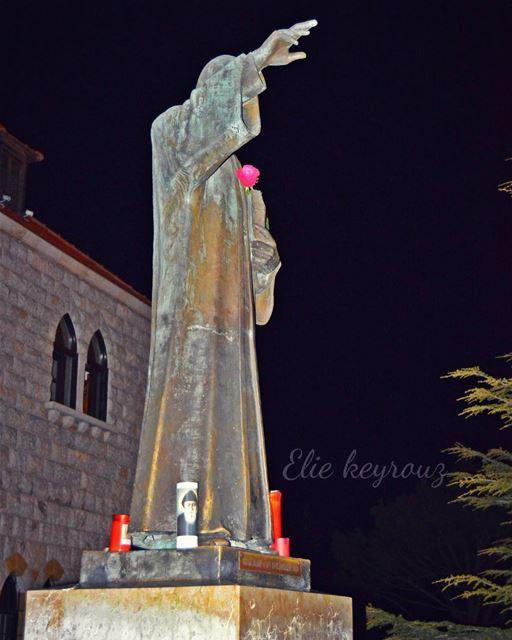 like stcharbel stcharbelchurch lebanon church wedding maronite ... (St Charbel Aanaya)