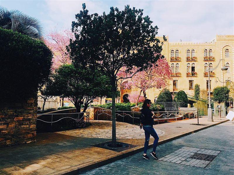 lebanon lovelebanon spring beirut trip holiday square downtown ... (Place De L'etoile Downtown Beirut)