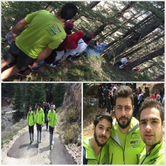 ehden ehdenadventures team visit shouf lebanon reserve ... (Shouf Biosphere Reserve)