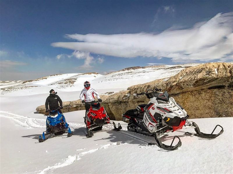 How's your weekend going ? @marwan_ag @k.jaroudy  polarislebanon ...