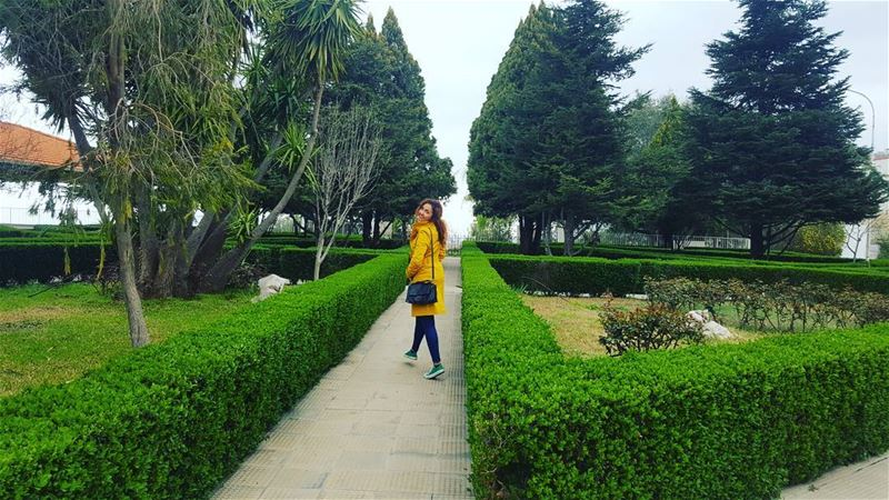 notahikingpost green yellow roadtrippin lebanon_hdr lebanon ...