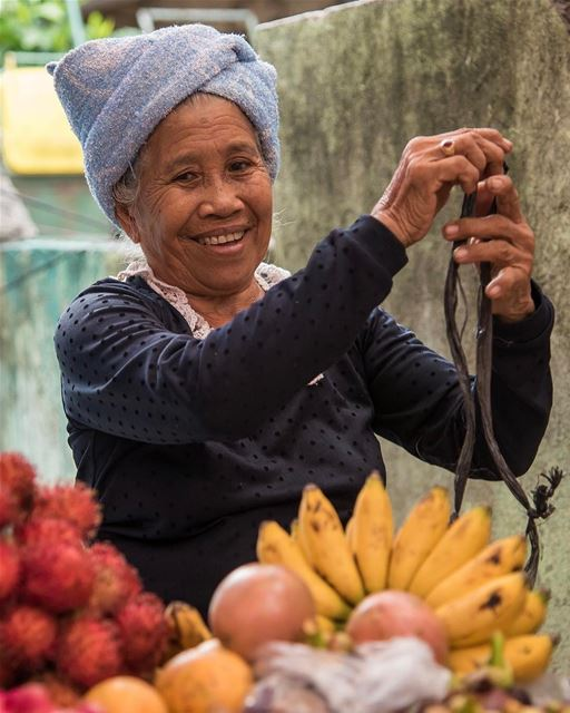 Fruits for a smile ...shot in  bali  indonesia  ubud  faces  lebanon ...