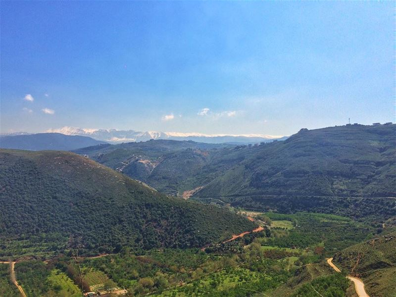 Yeah, that's in Lebanon! My kind of Sunday... explorer discover explore...