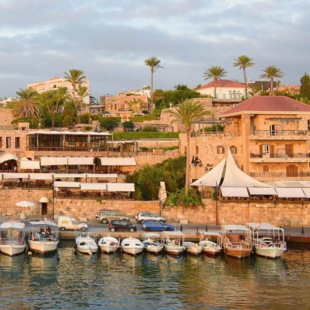 A Magical City ⚓ (Byblos, Lebanon)