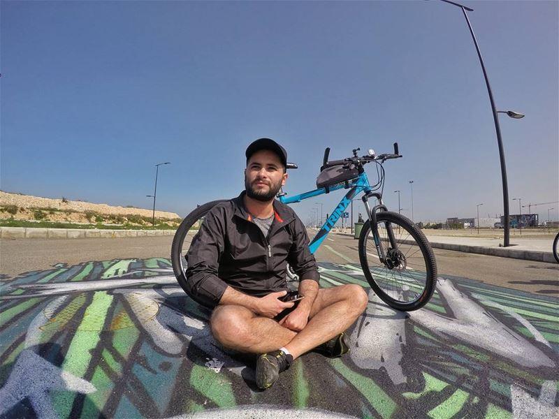 Go with Trinx trinx @trinxofficial mtb livetoride bicycle instamood ... (Biel/Beirut)