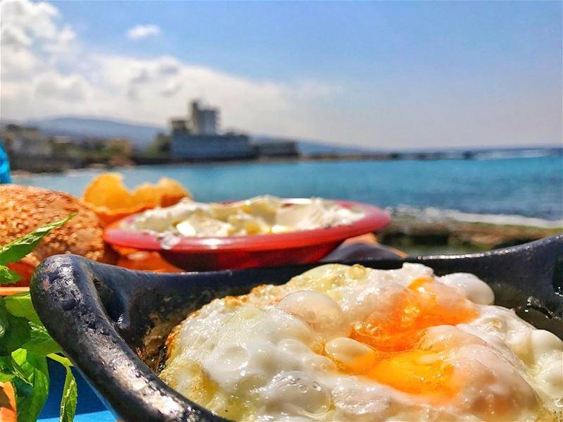💙_____________________ morning breakfast batroun livelovebatroun ... (Bahsacafé)