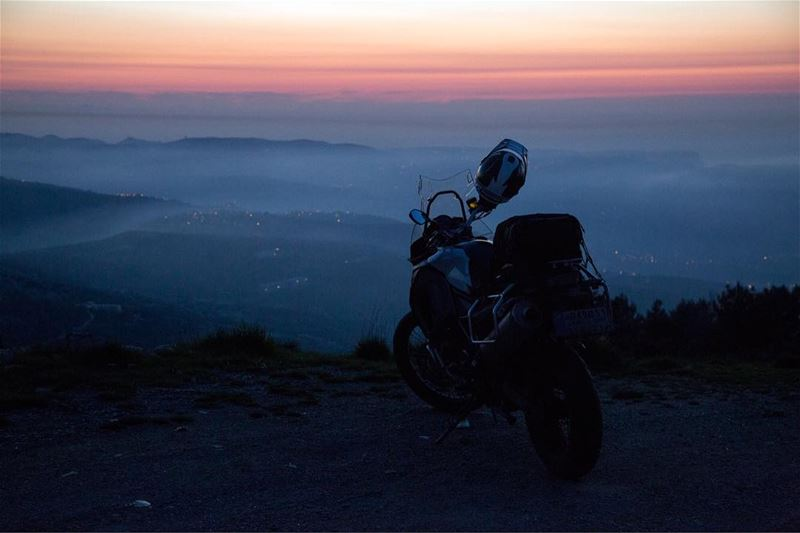 Riding over the clouds ----------------------------------------------------