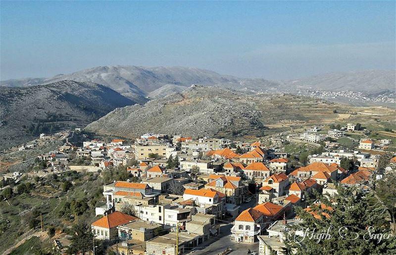 rashaya rashayaelwadi castle independent view lovelive ... (Rashayya, Béqaa, Lebanon)