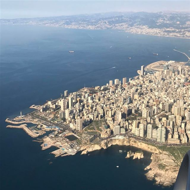 After spending some lovely days on holiday it is time to fly back to the... (Beirut, Lebanon)