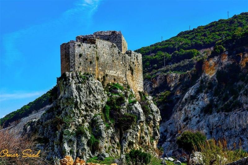 The Mseilha Fort is a fortification situated north of the city of Batroun... (Hamâte, Liban-Nord, Lebanon)