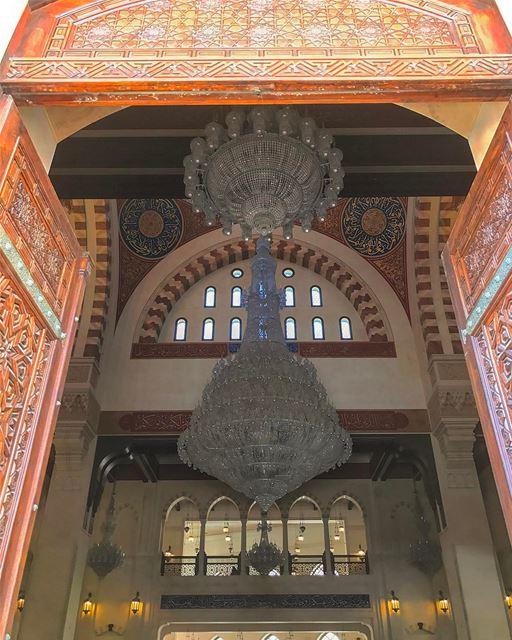 ✨ (مسجد محمد الأمين)