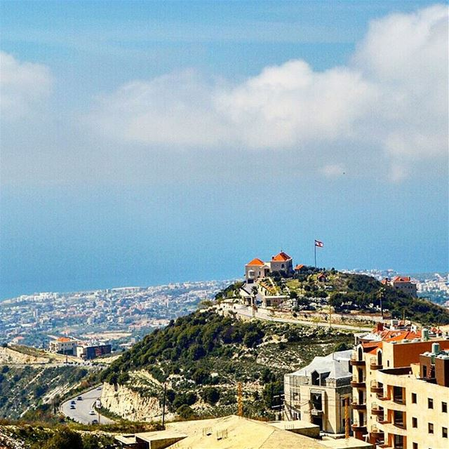 ❤❤❤ roadtrip bestplace view snapshot goodvibes picoftheday ... (Lebanon)