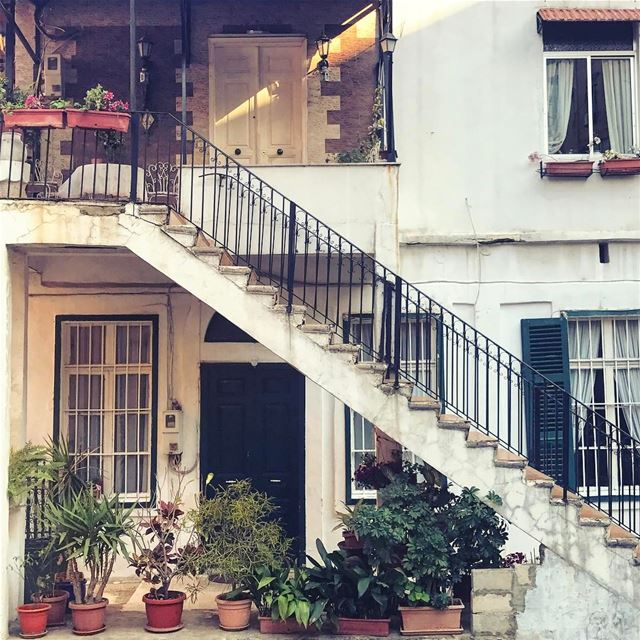 Inter-sections📉 Lebanon tb travel travelgram traveler wanderlust... (Beirut, Lebanon)