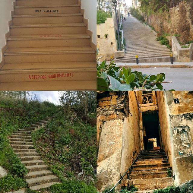 Which steps would you choose???Well..Whatever you choose.. know that... (Beirut, Lebanon)