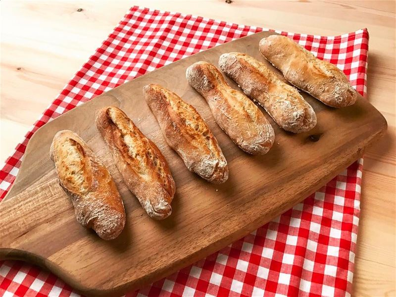 Mini Baguettes 🥖⠀To place your orders:03753563⠀ livelovefood ...