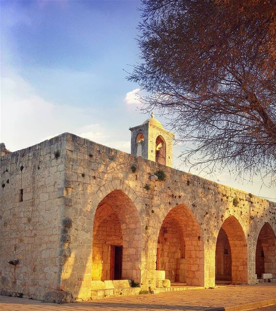 Beautiful old Church - Mar Nohra lebanon nature naturelovers ... (Mar Nohra-smar Jbeil)