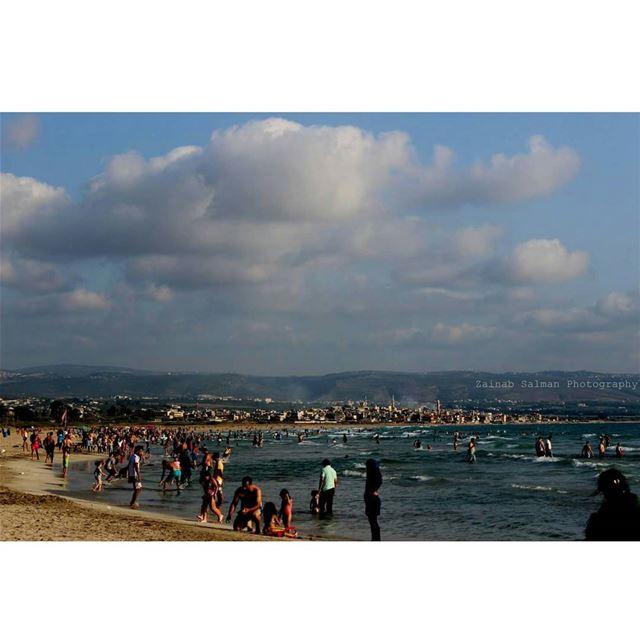 🌊🐚🦀🐙🏖 lebanon photography travel nature beach ocean beautiful ... (Tyre, Lebanon)