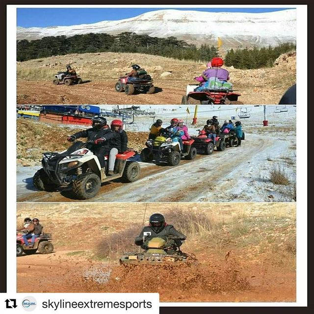 Repost @skylineextremesports・・・Now that Spring is back and we have Mud,... (Lebanon)