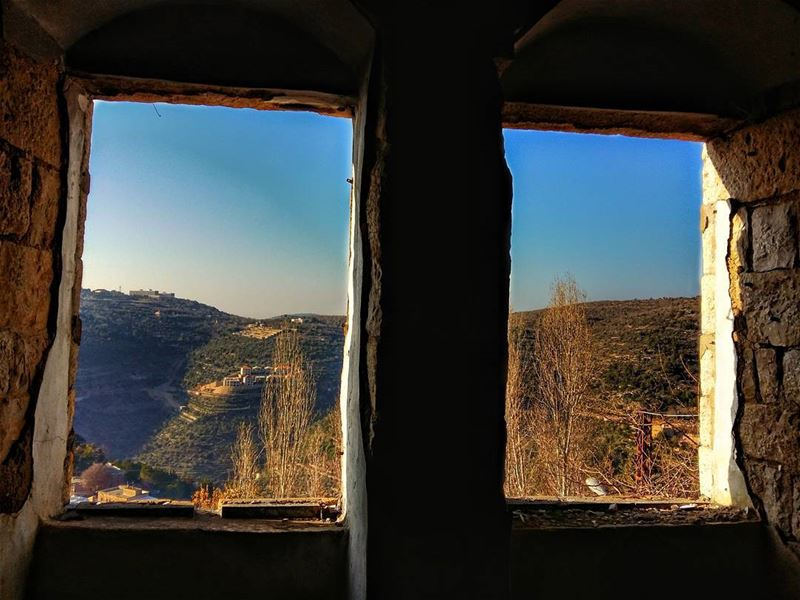 chouf mountlebanon lebanon abondenedplaces abondedhouse oldhouses ...