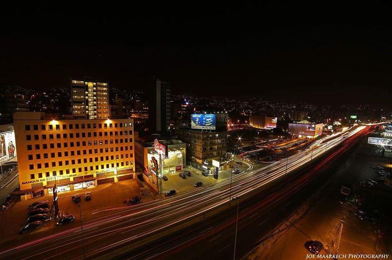 Dbayeh, Lebanon @ night. WaterFrontCityDbayeh livelovebeirut ...