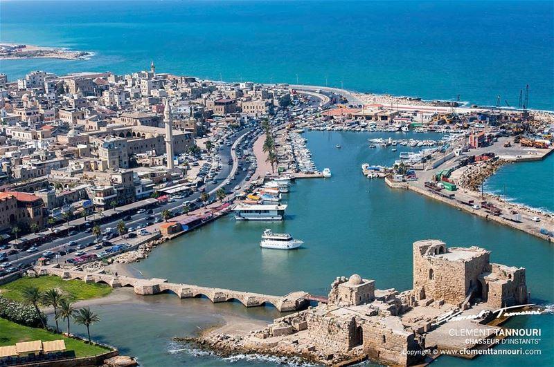 Saida 🌊🚁📷🇱🇧⠀ livelovesaida livelovelebanon livelovebeirut lebanon... (Saïda, Al Janub, Lebanon)
