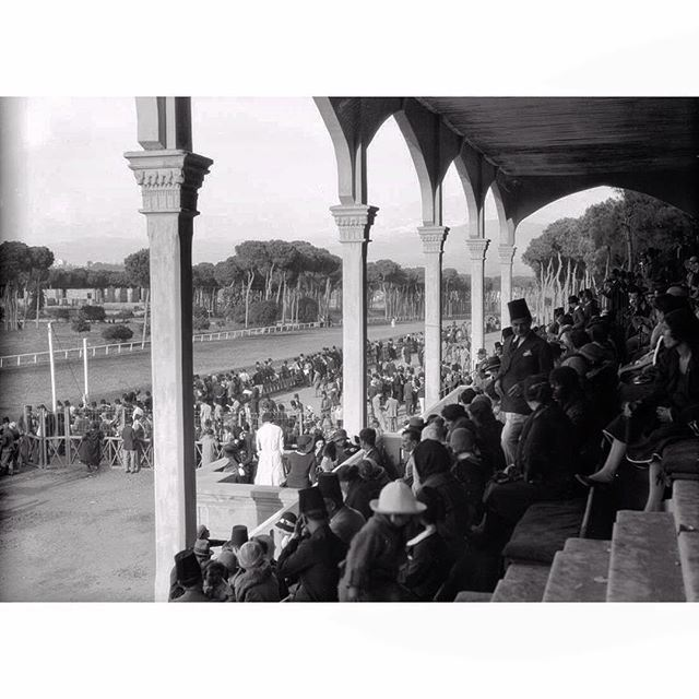 Beirut Hippodrome in 1939 .