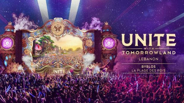 Tomorrowland Is Coming To Byblos, Lebanon On July 29th, 2017