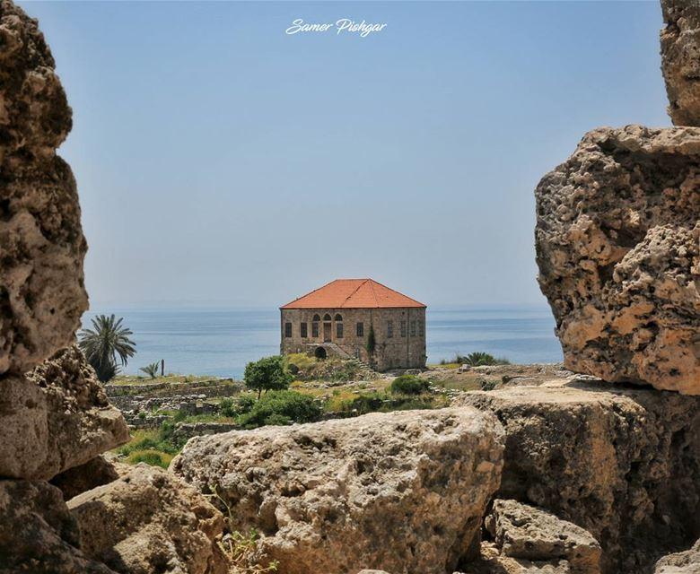 The sailor's old house...Byblos Lebanon ... Lebanese welltraveled ...