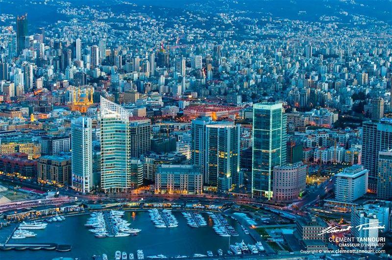 Beirut Sunset ! 🌅 livelovelebanon livelovebeirut lebanon beirut ... (Beirut, Lebanon)