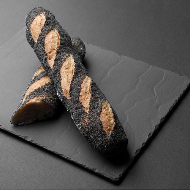 ⠀Pain au Pavot Bleu 🥖🥖🥖⠀ livelovefood livelovebeirut beirut zahle ...