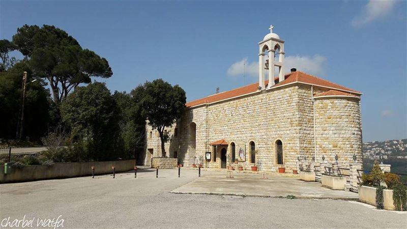 Lent comes to reawaken us - Pope Francis travel Travelgram ... (El Knaïssé, Mont-Liban, Lebanon)